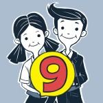Логото за Група на 9 клас